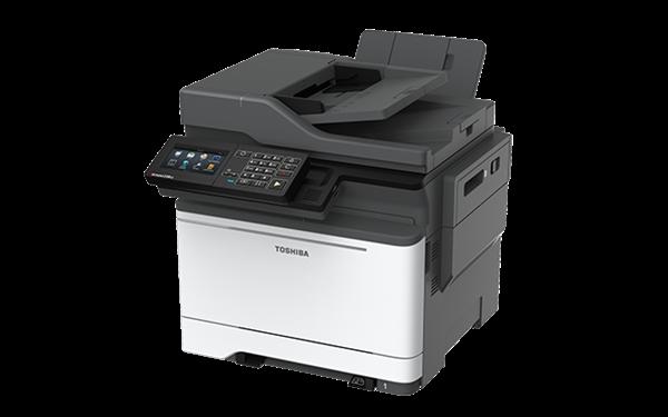 Toshiba e-STUDIO 338CS - Tri-state Technology